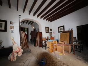 Se vende casa Mallorquina en Petra