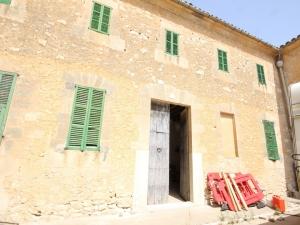 Casa típica mallorquina situada en las afueras de Son Macia