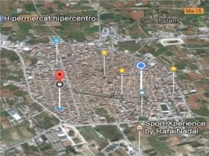 Solar urbano en venta en Manacor en zona de Sa Torre