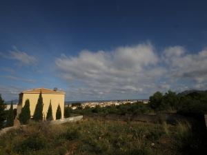 Solar urbano con vistas al mar en Colonia de San Pere.
