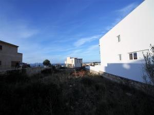 Solar urbano con vistas al mar en Colonia de Sant Pedro
