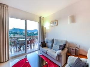 Piso con piscina y amplias terrazas en Cala Millor