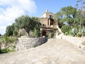 Encantadora casa de campo con vistas al mar desde el horizonte en San Lorenzo