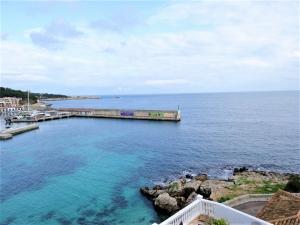 Se vende piso en primera linea de mar en Cala Ratjada