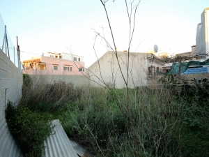 Solar urbano en zona residencial entre s´illot y Cala Morlanda