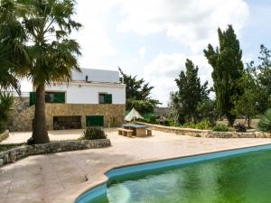 Finca rústica con piscina en Manacor