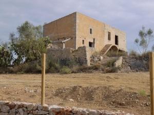 Casa de campo para reformar con proyecto y licencia en Porreres