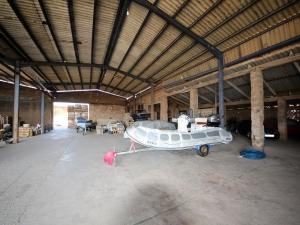 Se vende nave industrial en Villafranca