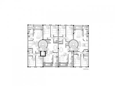 Terreno con proyecto y licencia para 11 apartamentos en Cala Figuera, Santanyi