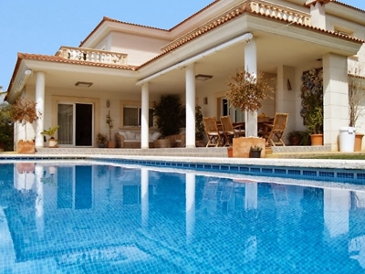 SA TORRE- Exclusiva Villa con piscina privada, terrazas y vistas al mar en Mallorca