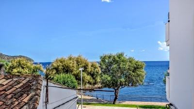 Piso con vistas al mar en Cala Bona
