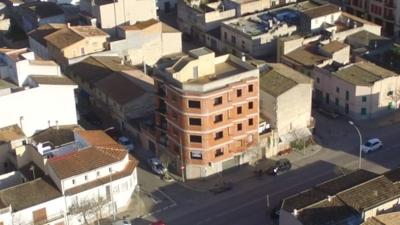 Edificio de 6 viviendas para terminar