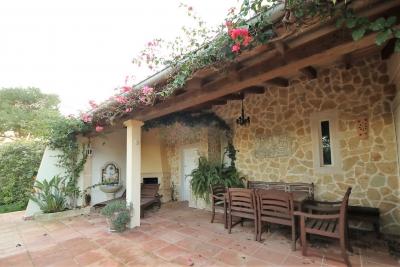 Casa en Cala Mandía.