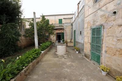 Casa señorial en Petra
