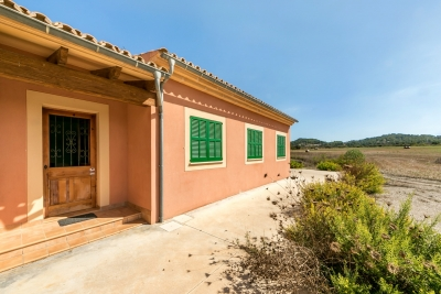 Casa de campo ideal para dos familias