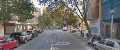 Local comercial 85m² con terraza zona Fortí Palma