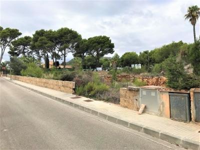 Terreno edificable 8 casas Cala Millor