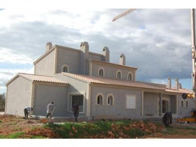 Impresionante finca de lujo en construcción cerca de Sa Vall.